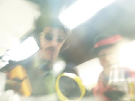 a very rare shot from Dr. Z's light bulbs cam